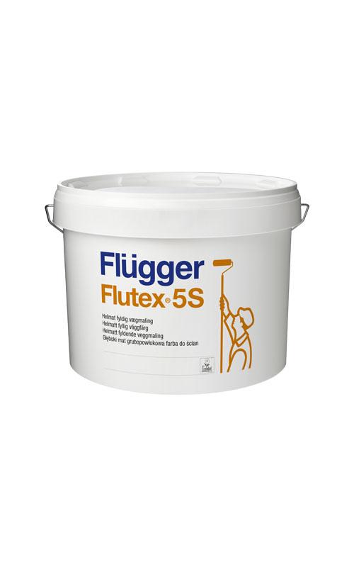 Flügger Flutex 5S vinylová farba 2