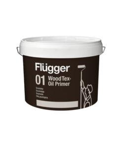 Flügger Wood Tex 01 olej na drevo 0
