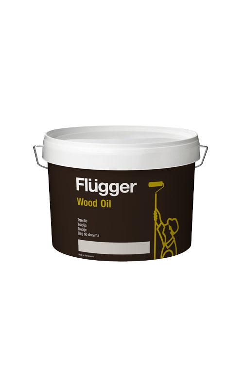 Flügger olej na drevo na báze vody 0