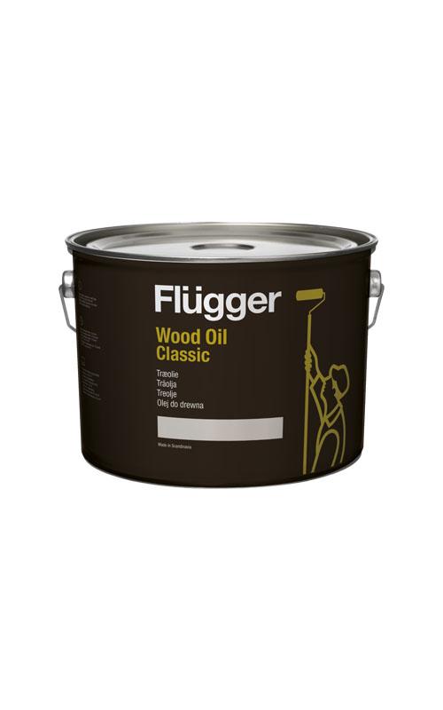 Flügger wood oil classic na drevené podlahy