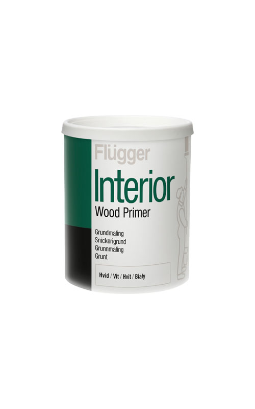 Flügger Interior Fix základna farba na drevo do interiéru 0