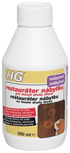 HG HG reštaurátor nábytku na tmavé druhy dreva