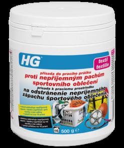 HG Prísada do pracieho prášku na športové oblečenie 500 g