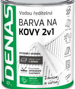 DENAS 2V1 - antikorózna farba na kov 0
