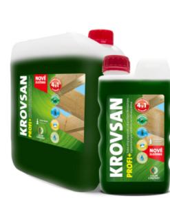 Krovsan PROFI + - fungicídny ochranný prípravok 20 l hnedý