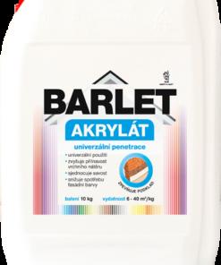 BARLET Akrylátový penetračný náter 10 kg