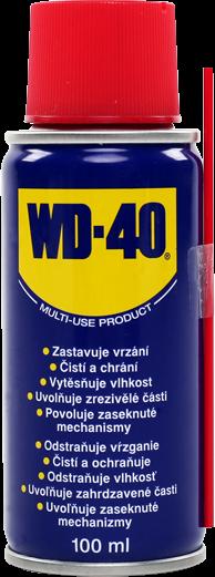 WD-40 univerzálny prípravok 400 ml