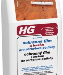 HG Ochranný film s leskom na parketové podlahy 1 l 200