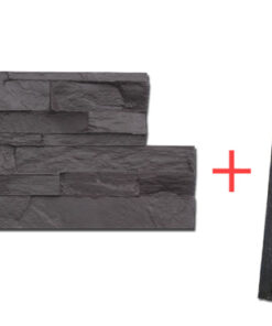STAMP® SET Lámaný kameň + dokončovacia raznica lk+dok