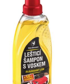 TECTANE - Leštiaci šampón s voskom 500 ml