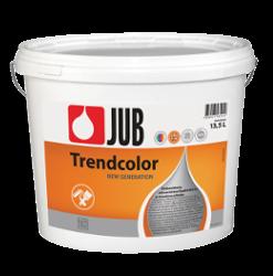 TRENDCOLOR - siloxanová fasádna farba pre intenzívne odtiene 0