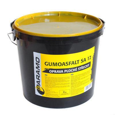 PARAMO Gumoasfalt SA 12 čierna