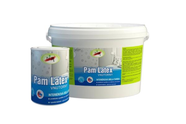 PAM Latex vnútorný Biela