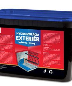 Hydroizolačná hmota EH 1K - Exteriér 3 kg