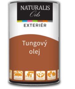 NATURALIS Farebný Tungový olej na drevo - čínsky olej na drevo 10 l 1118 - jedľová zeleň