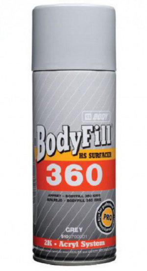 HB BODY Body 360 primer 2K Šedá