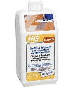 HG464 čistič s leskom na laminátové plávajúce podlahy 1L