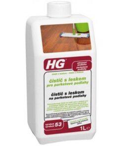 HG467 čistič s leskom na parketové podlahy 1L