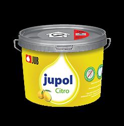 JUPOL CITRO - protiplesňová farba s vôňou citrónu biela 10 l = 16