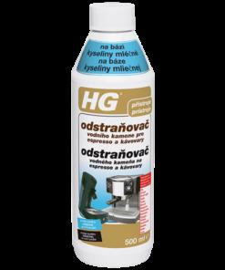 HG Odstraňovač vodného kameňa na espresso a kávovary(na báze kyseliny mliečnej) 500 ml