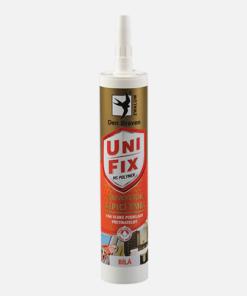 MS Unifix - lepiaci a tesniaci tmel biela 290 ml