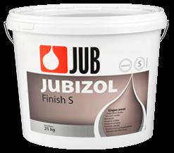 JUBIZOL Finish S - siloxanová dekoratívna hladená omietka 25 kg zr. 1mm - miešanie
