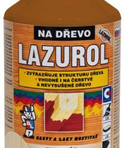 Liehové moridlo Lazurol - moridlo na drevo 0