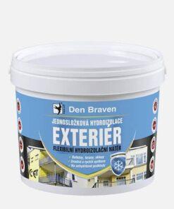 Jednozložková hydroizolácia EXTERIÉR modrá 13 kg