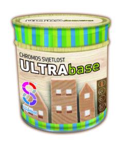 Ultra Base - základný náter na drevo 2