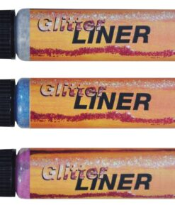 NER Glitter Liner - dekoračné farby s trblietavým efektom  28 ml hologram 220832