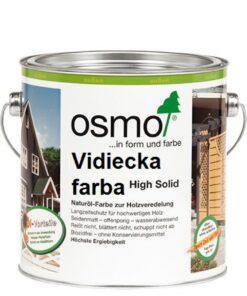 OSMO Vidiecka farba na drevené fasády
