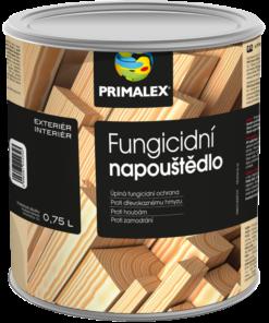 Primalex - Fungicídne napúšťadlo na drevo 2