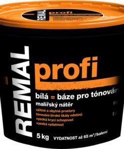 REMAL PROFI - interiérová farba biela 10 kg