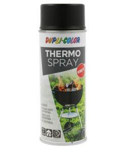 DC Žiaruvzdorný sprej - na vysoké teploty 400 ml do 690°c - strieborný