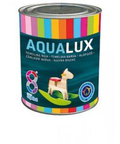 Aqualux základná farba na drevo biely 0