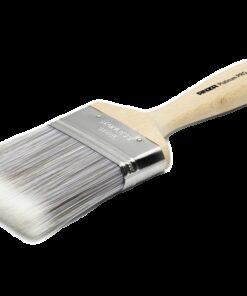 Štetec plochý s drevenou rúčkou
