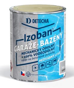 Izoban - syntetická farba na betón 20 kg ral 1023 - dopravná žltá