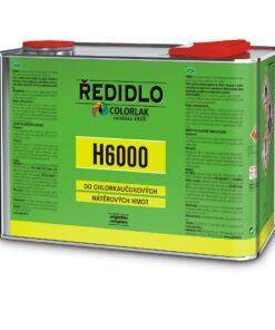 Riedidlo H-6000 - riedidlo do chlórkaučukových farieb 9 l