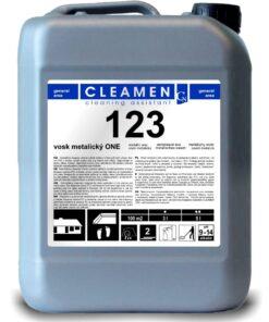 Vosk metalický ONE - CLEAMEN 123  5 l