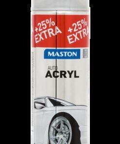 Maston Auto - akrylový strieborný sprej na kolesá 400 ml strieborný