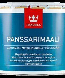 Panssarimaali - antikorózna farba na plechové strechy 9 l tvt 0384 - iron-red