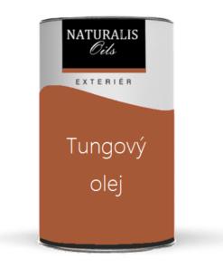 NATURALIS Bezfarebný Tungový olej na drevo - čínsky olej na drevo 10 l 1000 - bezfarebný