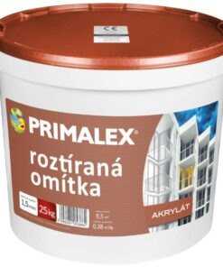 Primalex Akrylátová omietka roztieraná - miešanie na zakázku 25 kg zr. 1
