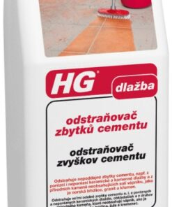 HG Odstraňovač zvyškov cementu 1 l 171