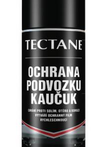 TECTANE - Ochrana podvozkov (kaučuk) 400 ml