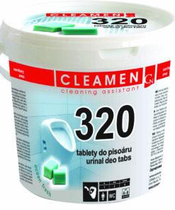 DEO tablety do pisoáru - CLEAMEN 320  1