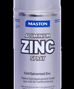 Spray Aluminium Zinc - zinkový sprej šedý 400 ml