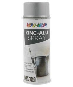 DC ZINC-ALU 300°C - galvanizácia za studena 400 ml základ - strieborný