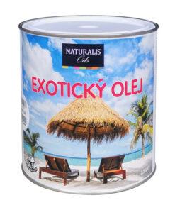 NATURALIS Exotický olej  15 l eo - hnedý