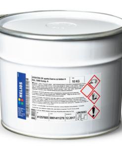 2K epoxy - farba na betón s vyšším zaťažením 10 kg zložka b